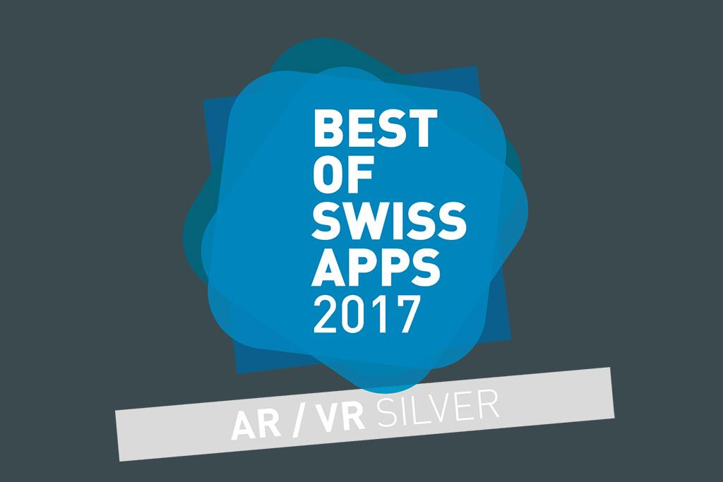 Best of Swiss Apps AR VR
