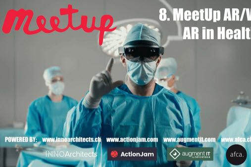 AR Meetup Healthcare